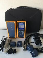Excellent Fluke DTX 1800 Cable Analyzer .Warranty. Fast Shipping