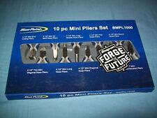 NEW Blue-Point 10pc Mini Combination Plier & Cutter Set BMPL1000 Vinyl Grip
