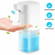 Automatic Foam Soap Dispenser Infrared Motion Sensor Touchless Hand Washer 350ML