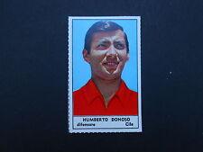 figurina CALCIATORI MONDIALI 1966 ED.IL TEMPO - CILE - H.DONOSO