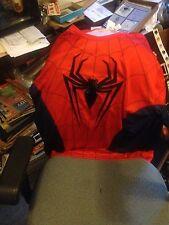 Marvel Comics  SPIDERMAN  Shirt L/XL --MENS--100% POLYESTER