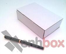 25 Cajas de cartón para envíos postales 15x10x4 cm. Automontables Microcanal bla