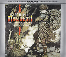 GIUSEPPE VERDI - 3 CD - MACBETH