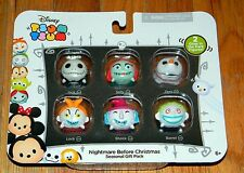 New TSUM TSUM Nightmare Before Christmas 6 Figures Walgreens Glow in the Dark