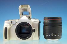Minolta Dynax 40 mit Sigma 28-200mm / 3.5-5.6 SLR camera appareil reflex - 30265