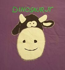 DINOSAUR JR. original vintage 1992 SST shirt J MASCIS BUG GREEN MIND