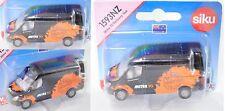 Siku Super 1593 80400 Mercedes-Benz Sprinter Mitre 10 delivery van werbemodell