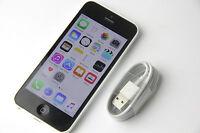 Apple iPhone 5c - 8GB - White (Unlocked) Smartphone GOOD CONDITION, GRADE B