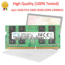 For Samsung 16GB Module PC4-2400T DDR4 2400MHz SODIMM CL17 260Pin Memory @RS