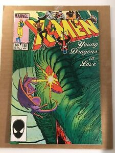 Uncanny X-men #181 Marvel 1st Series! I combine Shipping!