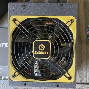 Enermax MaxREVO 1350W 80+ Gold Full Modular Power Supply EMR 1350EWT