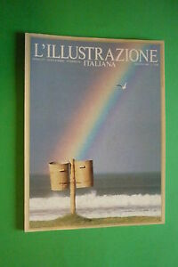 L'Illustration Italian 64/1989 Marco D'Elia Favignana Slaughter Santa Cecilia