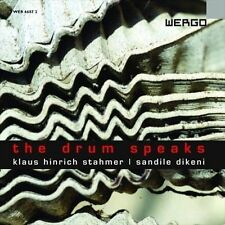 Drum Speaks, New Music