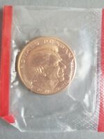 President Ronald Reagan Inauguration Commemerative Coin NIP