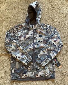 Under Armour Brow Tine Mid Season Jacket Large UA Forest 2.0 1355316-988