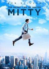 Secret Life of Walter Mitty 0024543899426 With Ben Stiller DVD Region 1