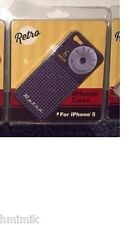 NEW RETRO VINTAGE iPHONE 5 EASY SNAP ON COVER CASE SHELL RADIO 6 TRANSISTOR