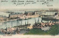 PC68895 Dover. Harbour. JWS 594. 1904