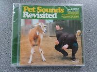 MOJO - PET SOUNDS REVISITED - VARIOUS ARTISTS - CD - ALBUM - (NEW & SEALED)