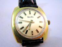 HAU ZentRa Herren Armbanduhr DuRoWe Kal. 7420 Handaufzugwerk 21600 um 1960