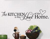 Küche Spruch Wandtattoo Wandsticker Aufkleber Zitat Küche Sticker