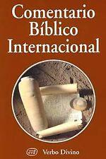 Comentario Biblico Internacional .(Ediciones biblicas EVD). NUEVO. Envío URGENTE