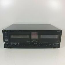 Technics RS-X950 double tape deck vintage Hi-Fi seperate stackable system