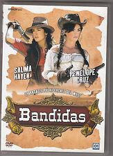 BANDIDAS - DVD