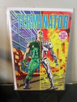 Dark Horse Comics The Terminator August 1990 Vol # 1 bagged boarded