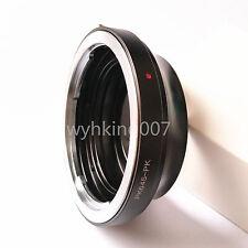 Pentax 645 PK645 PT645 Lens to Pentax K PK Adapter K-7 K-M K-S1 K100D K10D k20D
