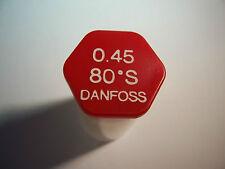 Brennerdüse Danfoss 0,45 USgal/h/80°S Vollkegel 0,45/80°S