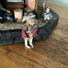 Dollhouse Miniature Artisan Elf Doll 1/12