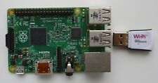 Raspberry Pi 2 - Model B (V1.1), 1GB RAM + 8GB SD Card + Wi-Pi Wireless Adapter