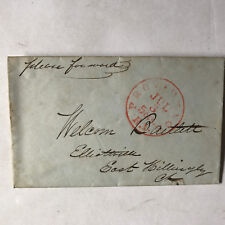 Vorphila USA - Providence 1850 auf East Willingly