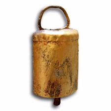 One Dozen 2.5 inches high Tin Bells with Metal Striker Wedding Patio Church Bell