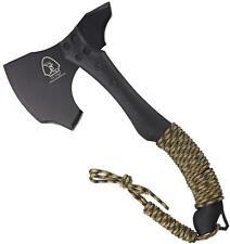 Elk Ridge Professional Hatchet Throwing Axe Hunting Knife Camo Paracord