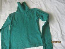 american apparel cotton spandex jersey turtleneck xs