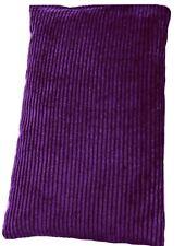Wheat Bag x 1 Plain Purple Heat Pack Heat Bag Winter Warmer