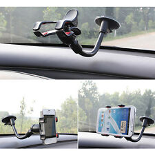 Universal 360°Rotating Car Mount Holder Windshield Stand Bracket for GPS Phone