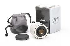 Canon EF 2x III Extender Converter Convertisseur 2.0x + neuf dans sa boîte + top (216439)