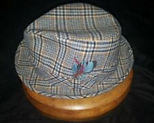 SALE Vintage Mens Pendleton 100% Virgin Wool Hat Fedora Made USA 7 3/8 Cosplay