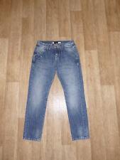 "TAKE TWO ""JAFFE POCK"" Loose Fit Jeans Blau W25 L28 **TOP**"