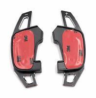 Schaltwippen DSG Shift Paddle Golf 7 GTI R GTD Polo GTI 18 Scirocco FL Black