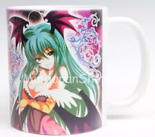 Capcom Vampire Saviour Morrigan mug 11 oz cup Original design US Seller