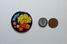 Daisy Doll Round [58mm/5.8cm] Fridge Magnet Mary Quant Havoc