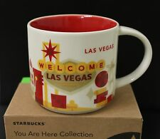 Starbucks Las Vegas City Mug You Are Here Collection, 14 fl oz,NIB