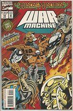 War Machine #10 : Marvel comic book