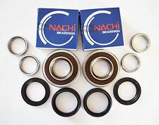 2 NACHI Japanese Rear Wheel Bearing W/Seal set TOYOTA TUNDRA / TACOMA  / 4RUNNER