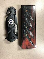 Ems Folding Knife With Seatbelt Cutter Emt paramedic.
