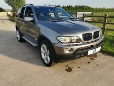 E53 BMW X5 3.0d BREAKING. STERLING GREY M57N 218hp ALL PARTS 4.4i 4.6is 4.8is